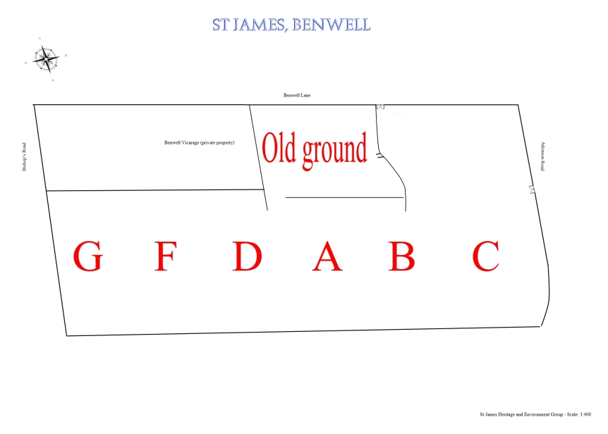 St James basic plan