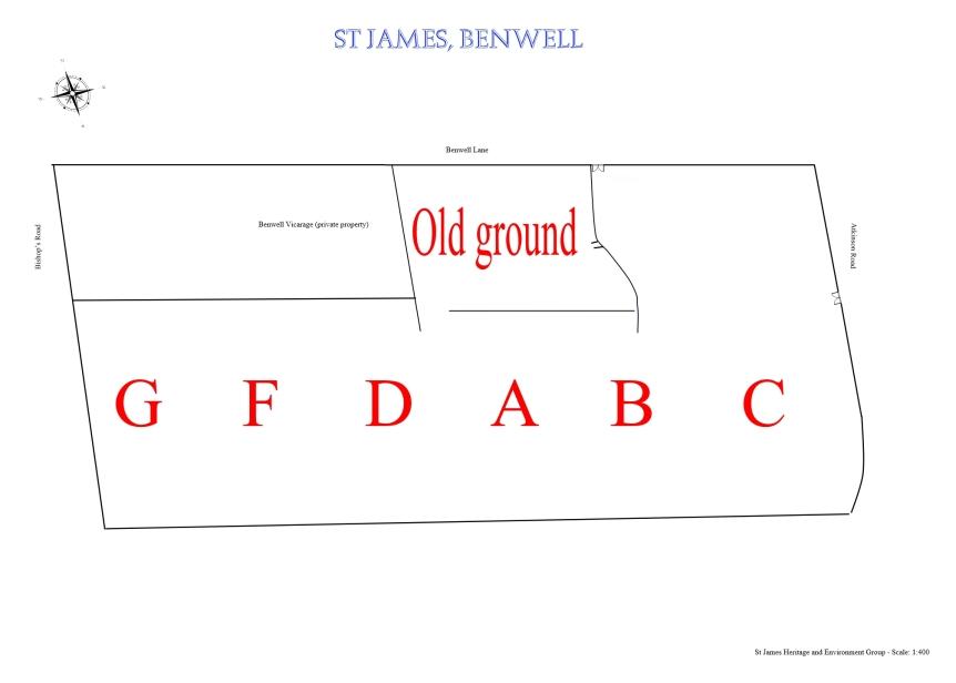 St James basic plan