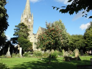 St James Church Benwell